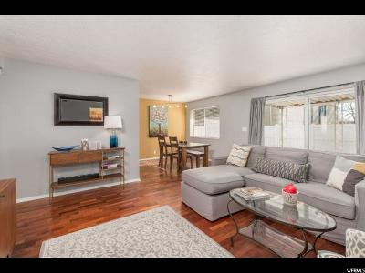 Holladay Condo For Sale: 2258 E Carriage Ln S #90