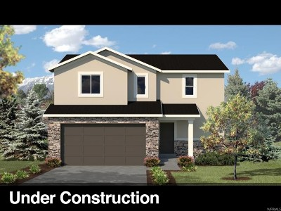 West Jordan Single Family Home For Sale: 7908 S Hermione Ct W #104