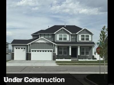 Lehi Single Family Home For Sale: 1544 E 800 N #08