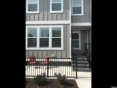 Murray Townhouse For Sale: 1285 W Winchester St #14