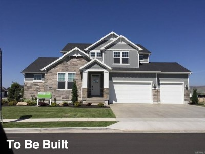 Lehi Single Family Home For Sale: 2392 N 300 E