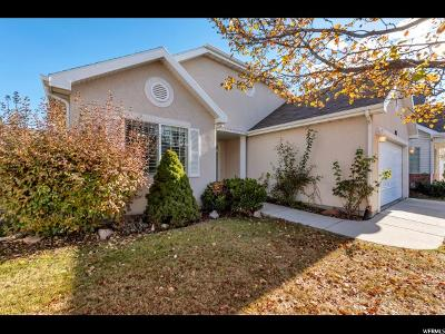 West Valley City Single Family Home For Sale: 3173 S Rendezvous Way W