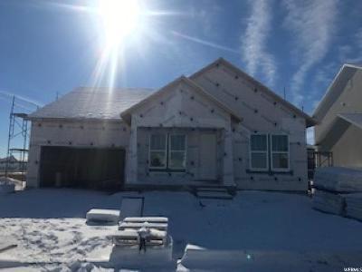 Lehi Single Family Home For Sale: 3159 W Cramden Dr N