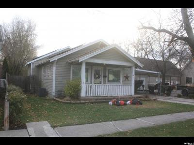 Provo Single Family Home For Sale: 881 W 200 S