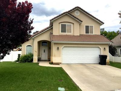 Spanish Fork Single Family Home For Sale: 498 W 200 S