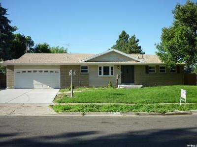 Sandy Single Family Home For Sale: 1394 E Capella Way S