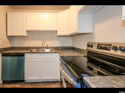 West Valley City Single Family Home For Sale: 1620 W Warnock