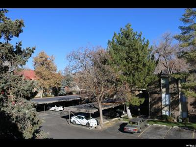 Holladay Condo For Sale: 4870 S Highland Circle Cir E #5