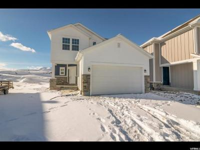 Lehi Single Family Home For Sale: 2475 N Wister Ln W