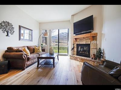 Wasatch County Condo For Sale: 1364 W Stillwater Dr #1045