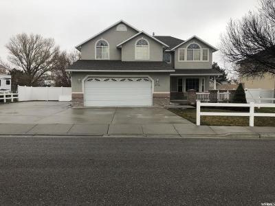 Grantsville UT Single Family Home For Sale: $299,900