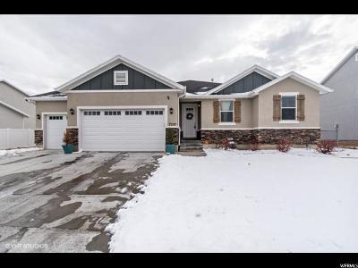 West Jordan Single Family Home For Sale: 7237 W Luminous Way S