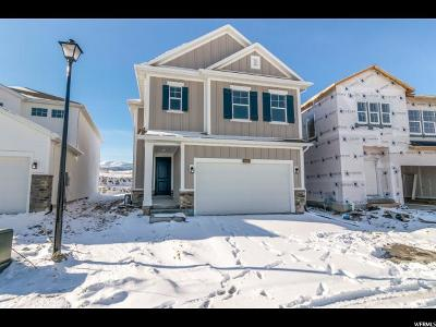Lehi Single Family Home For Sale: 2487 N Wister Ln N