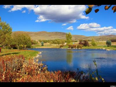 Wasatch County Residential Lots & Land For Sale: 3269 E Hunters Ridge Cir S
