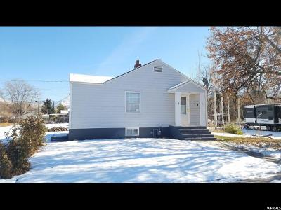 Payson Single Family Home For Sale: 343 S 400 W
