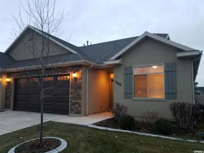 Lindon Single Family Home For Sale: 1589 W 480 N