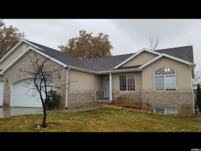 Single Family Home Sold: 2354 S 450 W
