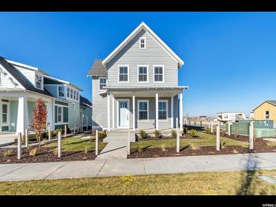 South Jordan Single Family Home For Sale: 10988 S Paddleboard Way W #133