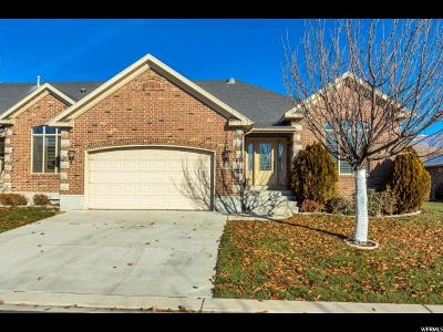 American Fork Townhouse For Sale: 1005 E 200 S