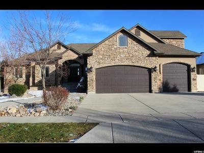 Herriman Single Family Home For Sale: 12563 S Starlite Hill Ln W