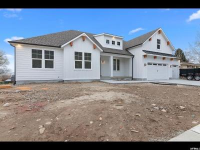Pleasant Grove Single Family Home For Sale: 1193 N 500 E