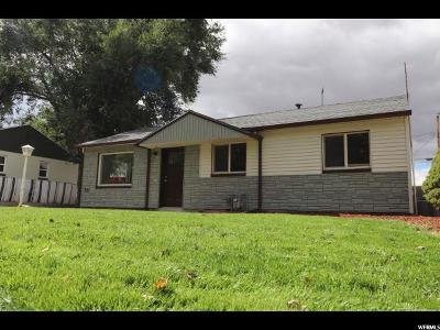 Tooele County Single Family Home For Sale: 230 S 320 W