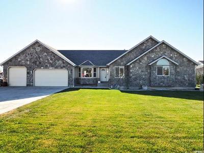 South Jordan Single Family Home For Sale: 2841 W 11400 S