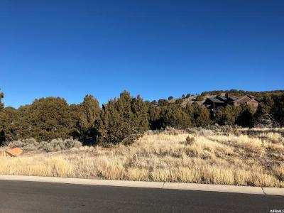 Wasatch County Residential Lots & Land For Sale: 3125 E Horse Mountain Cir (Lot 187)