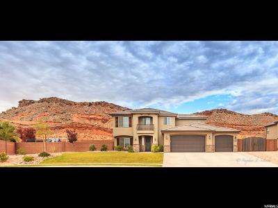 St. George Single Family Home For Sale: 2930 E Auburn Cir