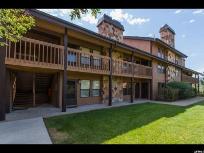 Weber County Condo For Sale: 3615 Wolf Creek Dr N #206