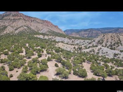 Sunnyside UT Residential Lots & Land For Sale: $40,000