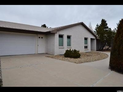 Wellington UT Single Family Home For Sale: $280,000