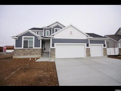 Layton Single Family Home For Sale: 1842 W 950 N