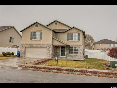 Herriman Single Family Home For Sale: 13892 S Blayde W
