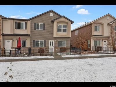 Logan Townhouse For Sale: 520 W 1570 N