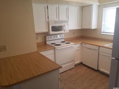 Weber County Condo For Sale: 1325 S Lincoln Ave E #K-5