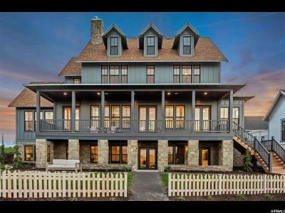 South Jordan Single Family Home For Sale: 4602 W Isla Daybreak Dr S #101
