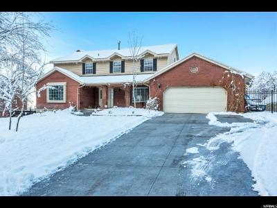 Provo UT Single Family Home For Sale: $549,900