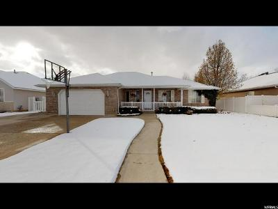 South Jordan Single Family Home For Sale: 10124 S Tranmere Ave