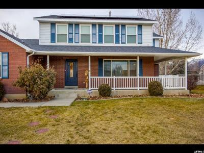 American Fork Single Family Home For Sale: 392 W 1360 N