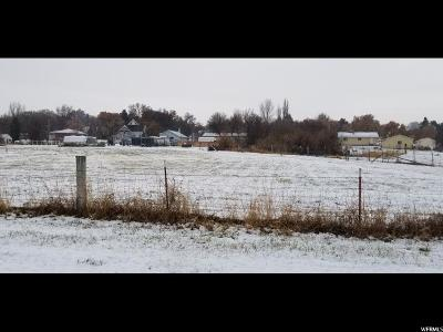Hyrum Residential Lots & Land For Sale: 180 E 200 N