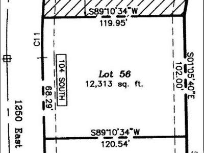 Smithfield Residential Lots & Land For Sale: 104 S 1250 E