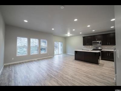 Lehi Townhouse For Sale: 4997 N Marble Fox Way #139