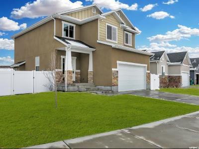 Davis County Single Family Home For Sale: 2431 W Harmony Dr