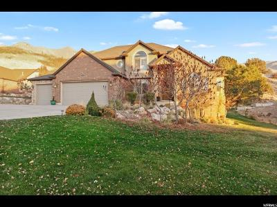 Weber County Single Family Home For Sale: 2652 E 6500 S