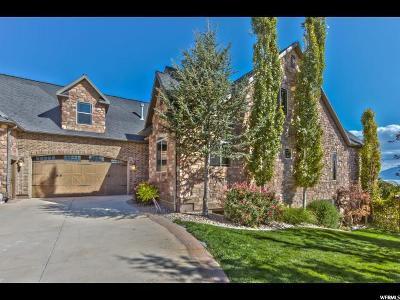 Saratoga Springs Single Family Home For Sale: 192 E Lakeside Cir