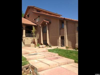 St. George Condo For Sale: 860 S Village Rd Rd W #B-10