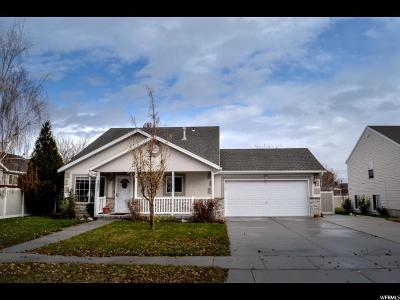 West Valley City Single Family Home For Sale: 3025 S Timeron Dr W