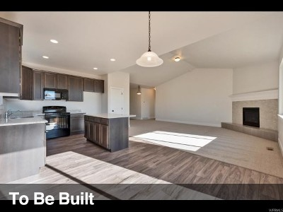 Herriman Single Family Home For Sale: 4667 W Thorley Drive 40 S