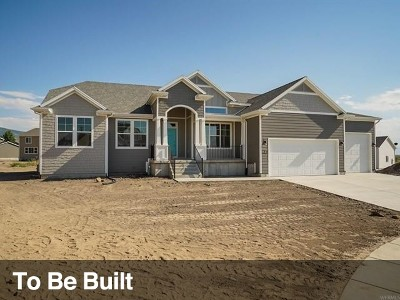 Kaysville Single Family Home Under Contract: 2172 S Betsy's Way #309